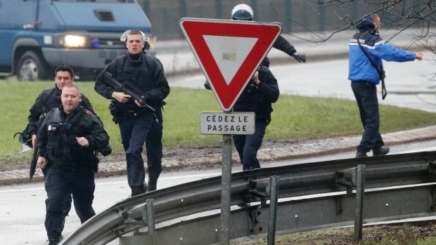 Charlie Hebdo attack, hostage taken in Paris