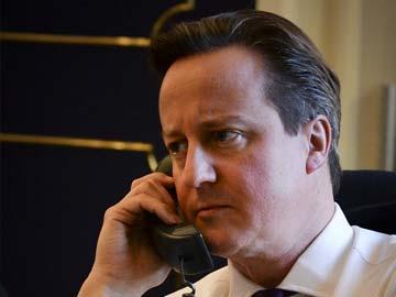 David Cameron hoax call