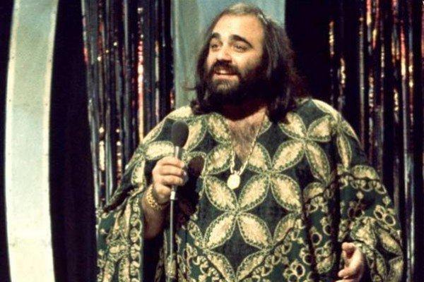 Demis Roussos dead at 68