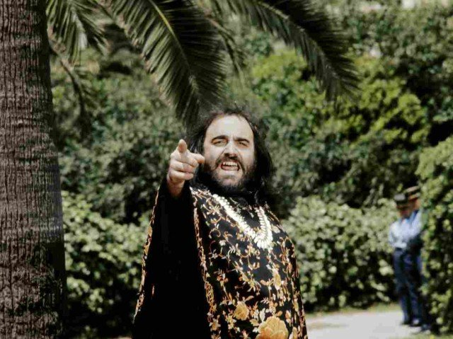 Demis Roussos held hostage in 1985