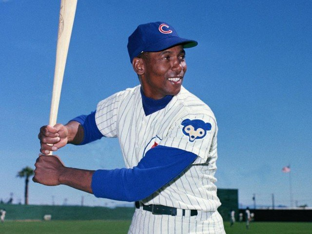 Ernie Banks dead at 83