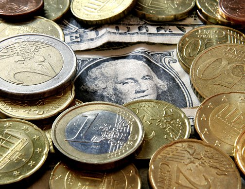 Euro reaches nine year low vs US dollar