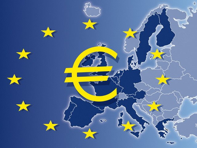 Eurozone deflation January 2015