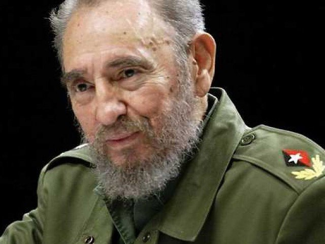 Fidel Castro breaks silence on Cuba-US thaw