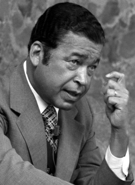 First black senator Edward Brooke