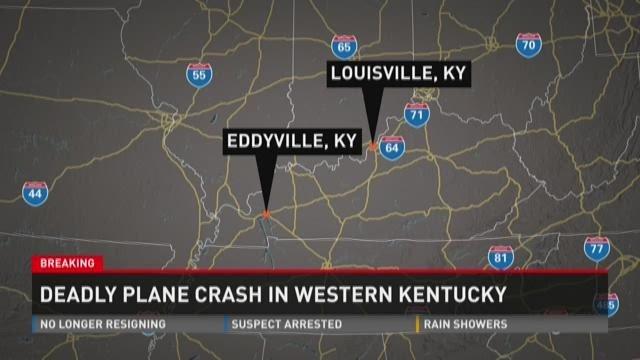 Girl survived Kentucky plane crash