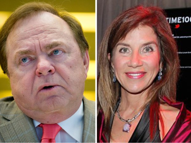 Harold Hamm divorce settlement