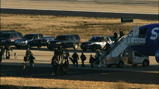 Hartsfield-Jackson International Airport bomb threat