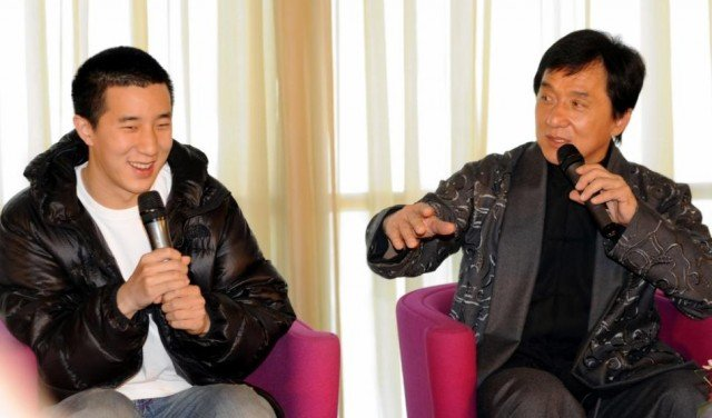 Jackie Chan's son Jaycee jailed in China