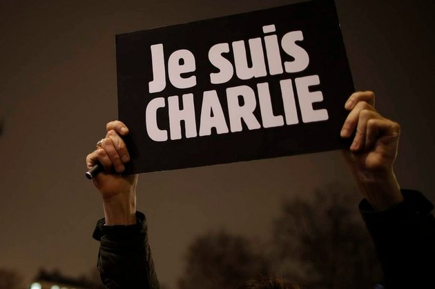 Je suis Charlie meaning