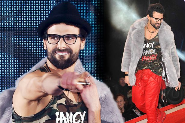 Jeremy Jackson Celebrity Big Brother