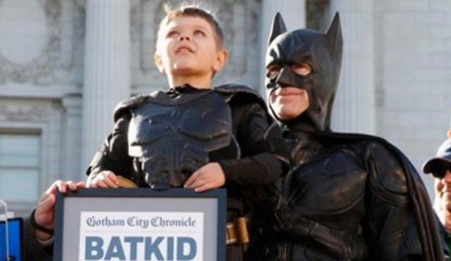 Julia Roberts to make Batkid movie