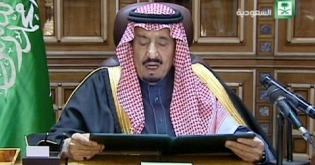 Kin Salman of Saudi Arabia announces new cabinet