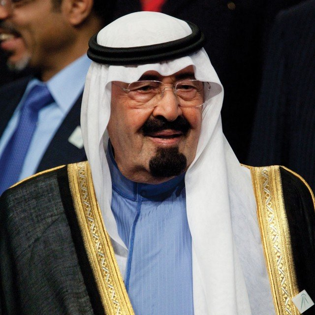 King Abdullah of Saudi Arabia dead