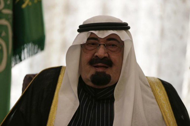 King Abdullah of Saudi Arabia hospitalized
