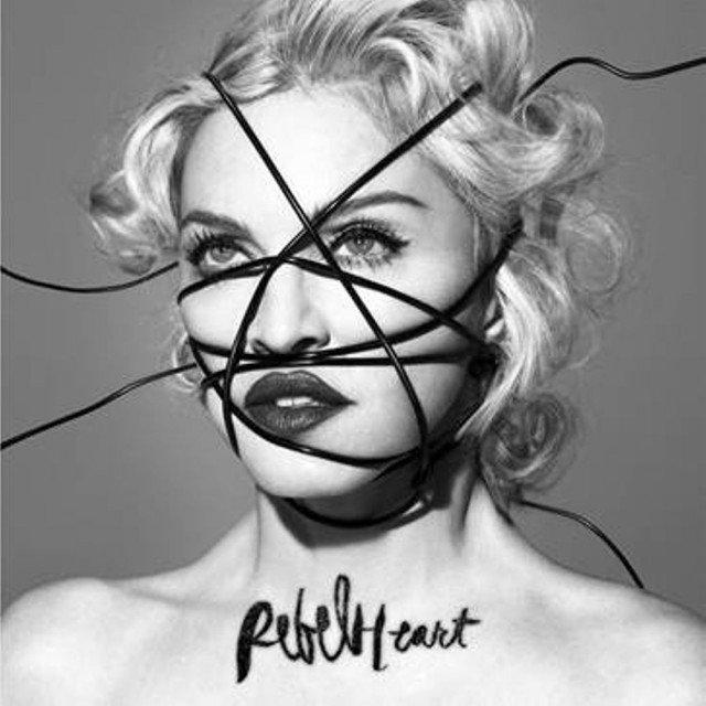 Madonna Rebel Heart leak