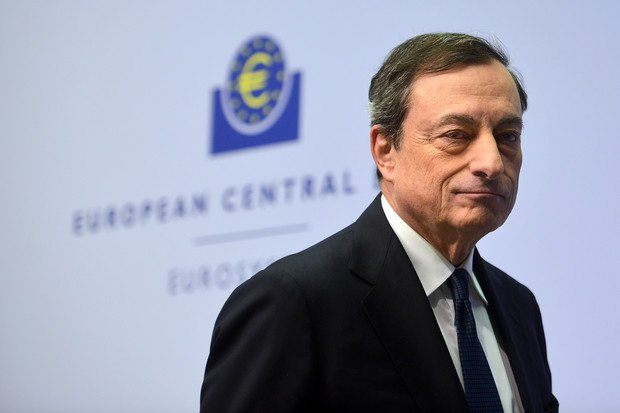 Mario Draghi ECB QE plan