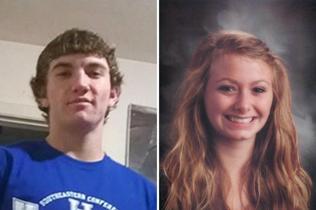 Missing Kentucky teens Dalton Hayes and Cheyenne Phillips