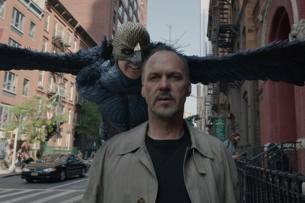 PGA Awards 2015 Michael Keaton Birdman