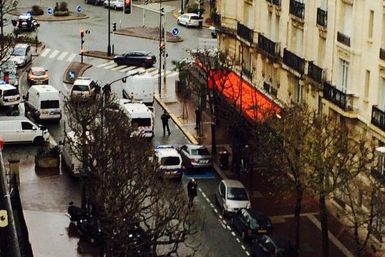Paris kosher grocery attack