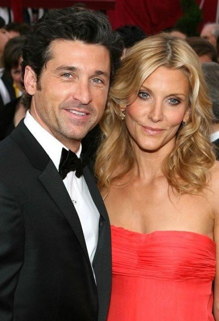 Patrick Dempsey and Jillian Fink divorce