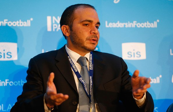 Prince Ali Bin Al-Hussein to run for FIFA presidency