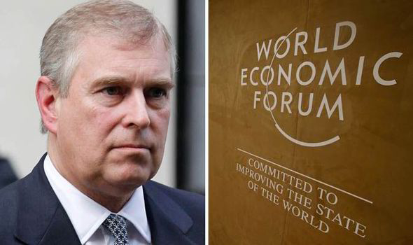 Prince Andrew Davos 2015
