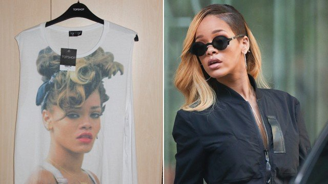 Rihanna Topshop T-shirt legal battle