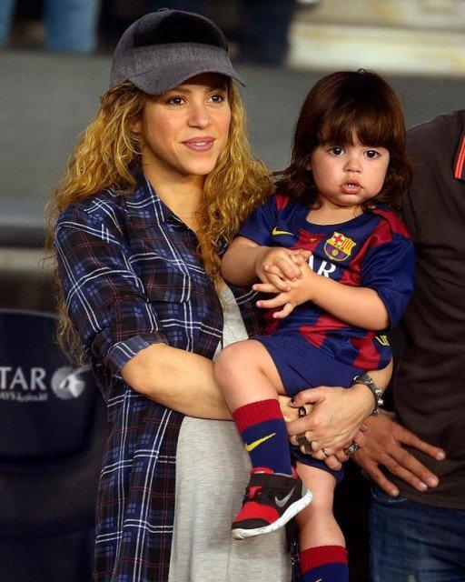 Shakira second baby