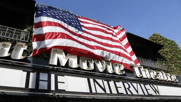 Sony Pictures attack The Interview