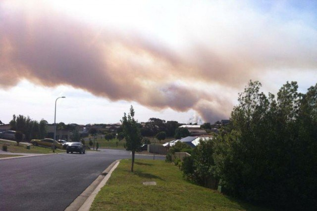South Australia bushfires 2015