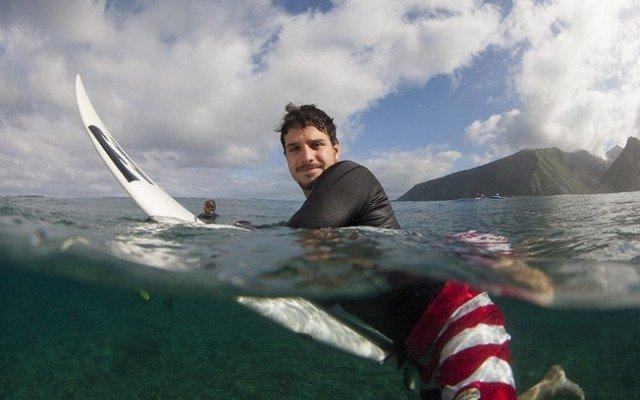 Surfer Ricardo dos Santos shot dead