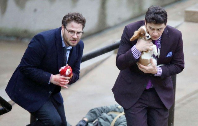The Interview to be released in the UK and Ireland