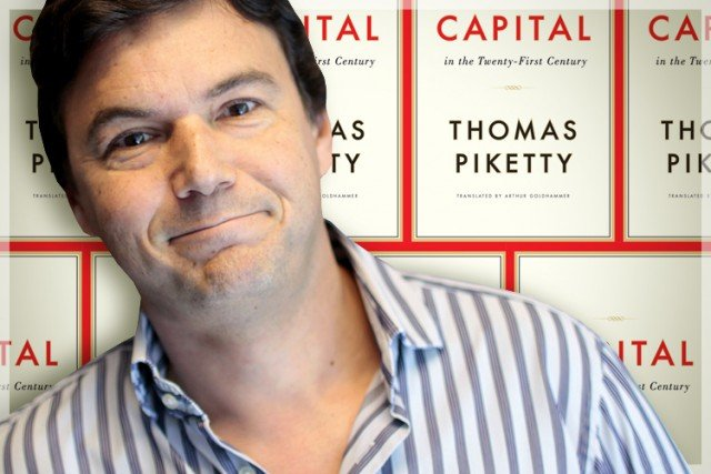 Thomas Piketty refuses Legion D'honneur