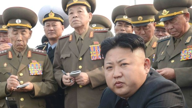 US sanctions on North Korea after Sony attack