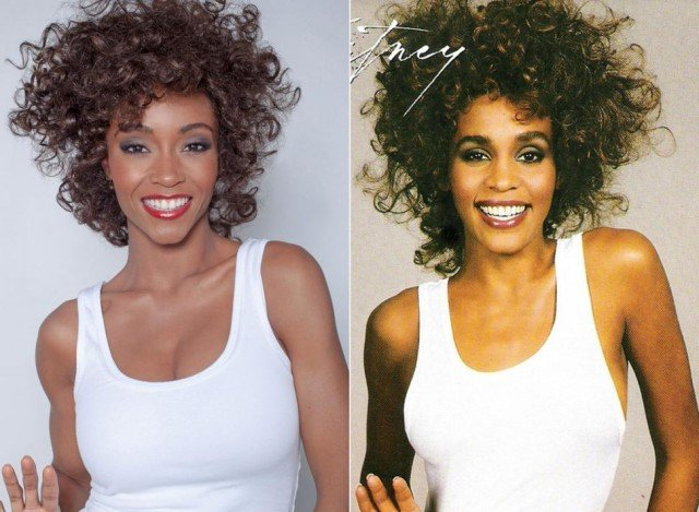 Whitney Houston biopic Yaya DaCosta