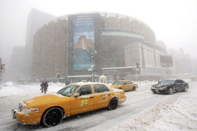 Winter Storm Juno 2015