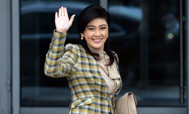 Yingluck Shinawatra impeachment