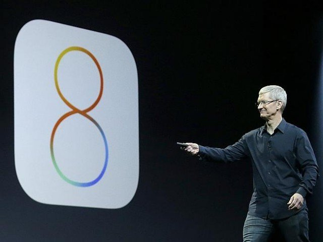 iOS 8 too big for iPhone or iPad
