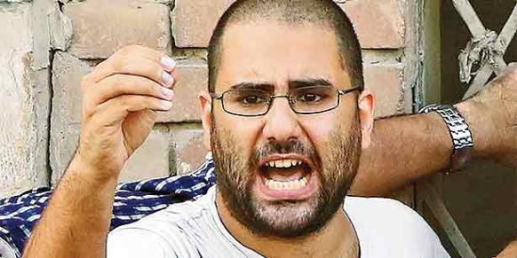 Alaa Abdel Fattah jailed for 5 years