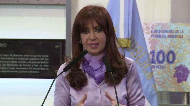 Alberto Nisman arrest warrant Cristina Fernandez de Kirchner