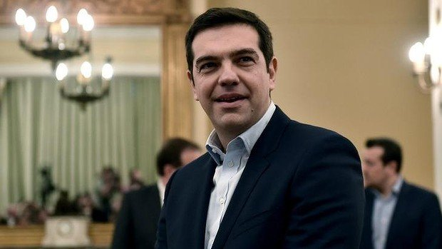 Alexis Tsipras Greece debts