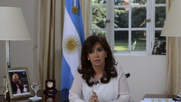 Argentina disbands intelligence agency after Cristina Fernandez de Kirchner proposal