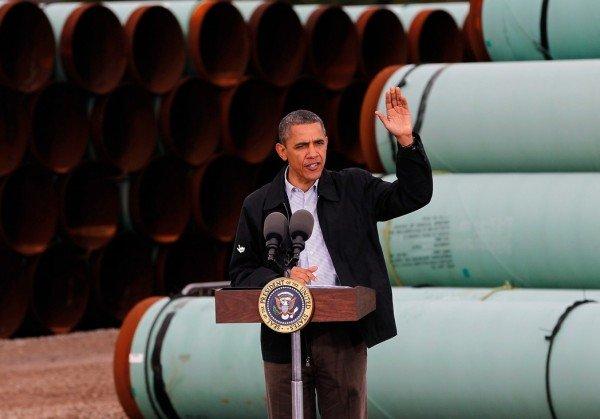 Barack Obama vetoes Keystone XL pipeline bill