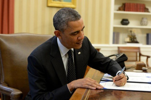 Barack Obama's immigration executive action