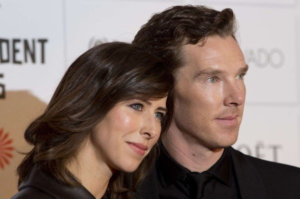 Benedict Cumberbatch married Sophie Hunter on Valentine's Day