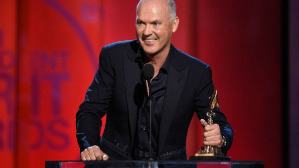 Birdman Michael Keaton Independent Spirit Awards 2015