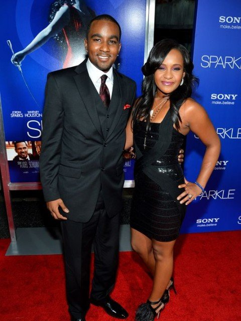 Bobbi Kristina Brown and Nick Gordon not married