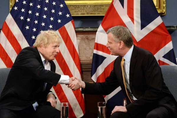 Boris Johnson to give up American citizenship