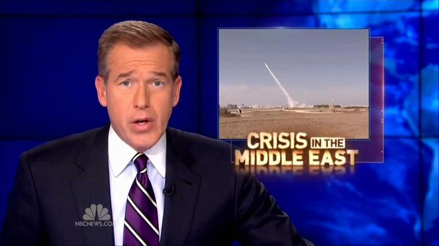 Brian Williams helicopter story